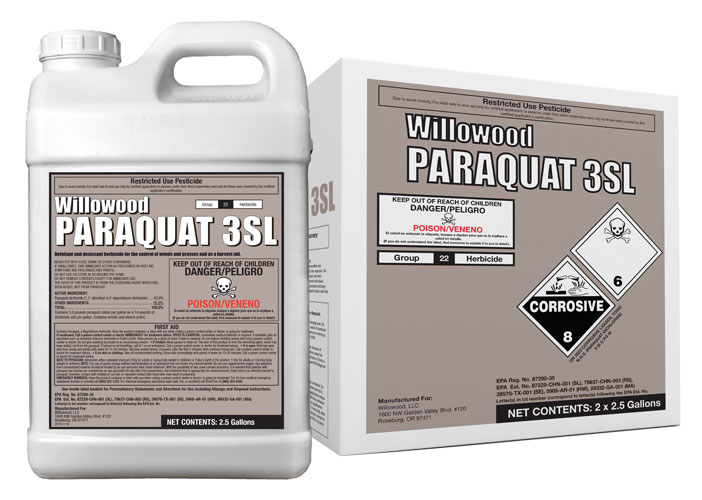 Paraquat 3SL*
