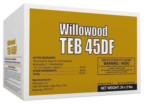 TEB 45DF Box and Jug