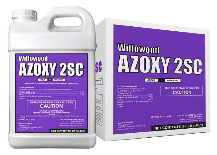 AZOXY 2SC Box and Jug