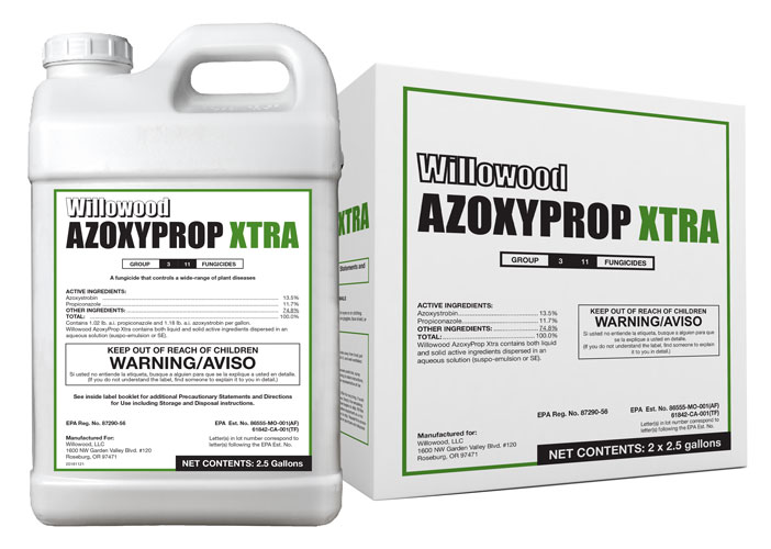 AZOXYPROP XTRA Box and Jug