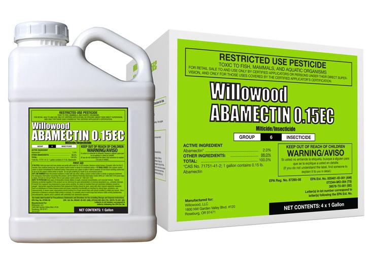 Abamectin 0.15EC*