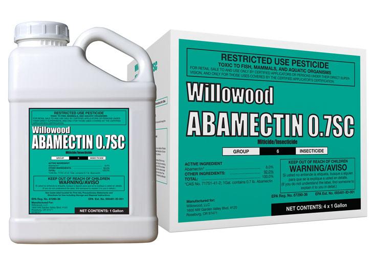 Abamectin 0.7SC
