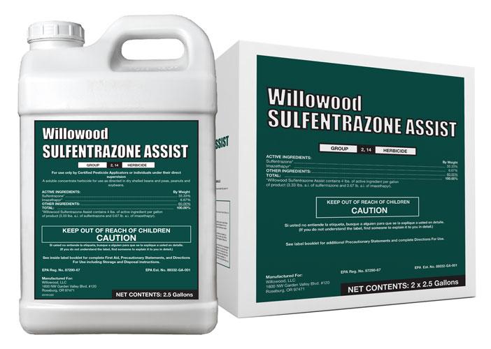 Sulfentrazone Assist
