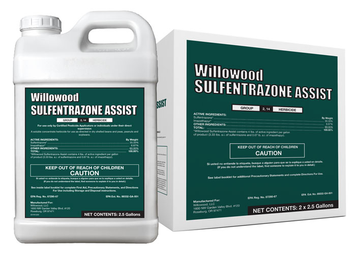 Sulfentrazone Assist