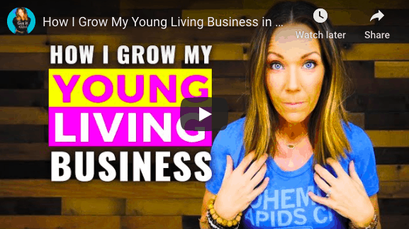 young living business
