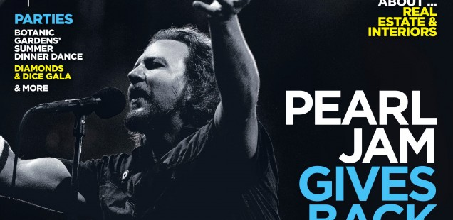 Splash: Pearl Jam, The Cubs and The City of Chicago
