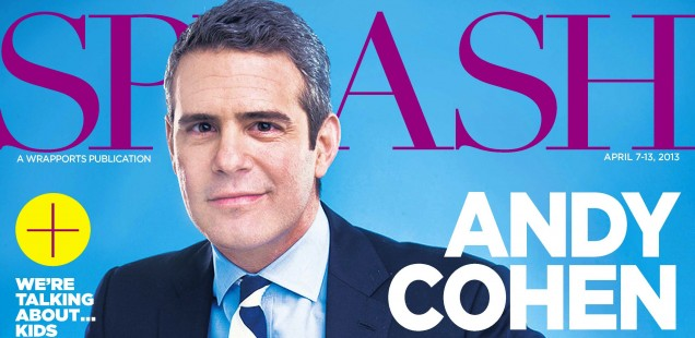 Splash: Andy Cohen