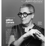 Michigan Avenue Magazine: Gillion Carrara