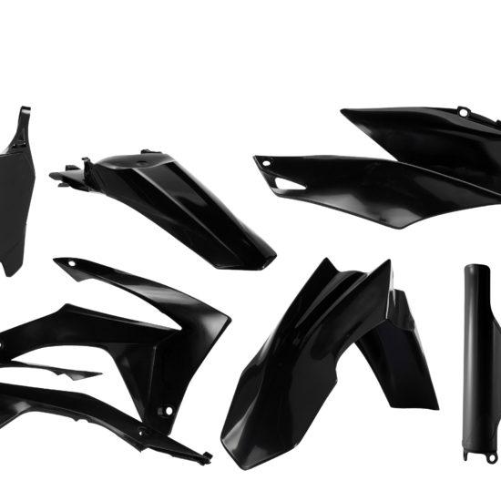 Black Full Plastic Kit Acerbis 2198060001