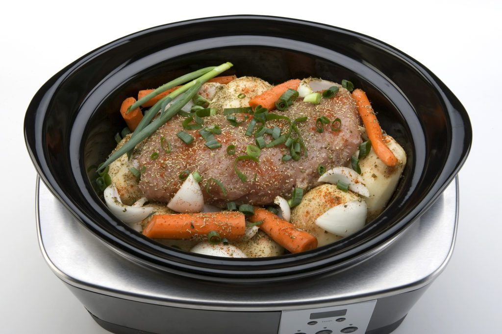 Senior Care Anchorage Slow Cooker Healthy Meals
