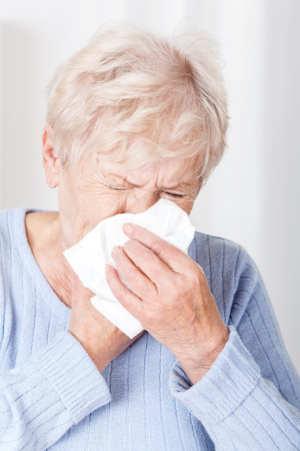 Home Care Services in Wasilla AK: Alzheimer's and Infection