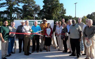 New Parking Lot Complements Downtown Revitalization