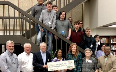 JEDCO Helps Fund New Coding and Robotics Club