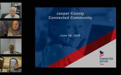 Jasper County & Broadband Mapping