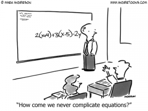 Complicated Problems