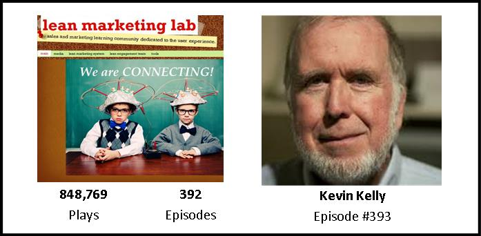 Kevin Kelly Podcast