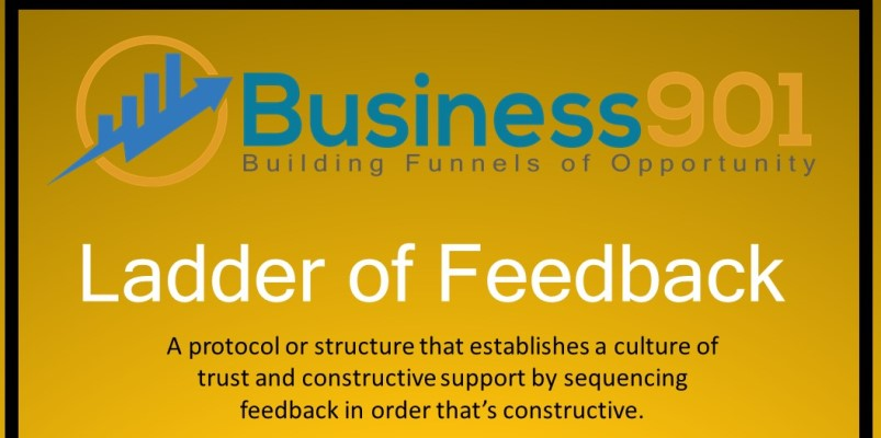 Ladder of Feedback