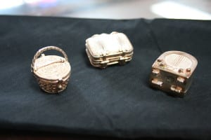 Silver trinkets from Altamonte Springs