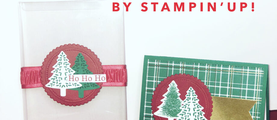 Perfectly Plaid by Stampin'Up!