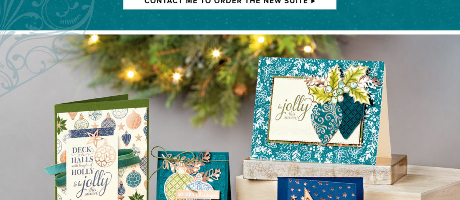 Christmas is coming to Stampin'Up!
