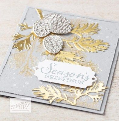 Peaceful Boughs by Stampin'Up!