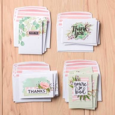 Notes Of Kindness by Stampin'Up!