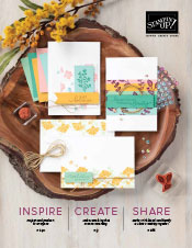 New Stampin'Up! Catalogue!!