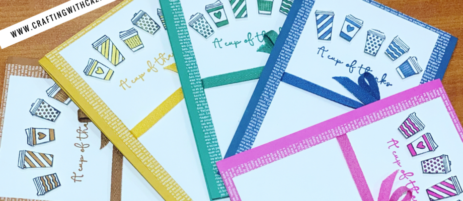 Press On Stamp Set! By Stampin'Up!