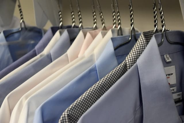 dry cleaning singapore