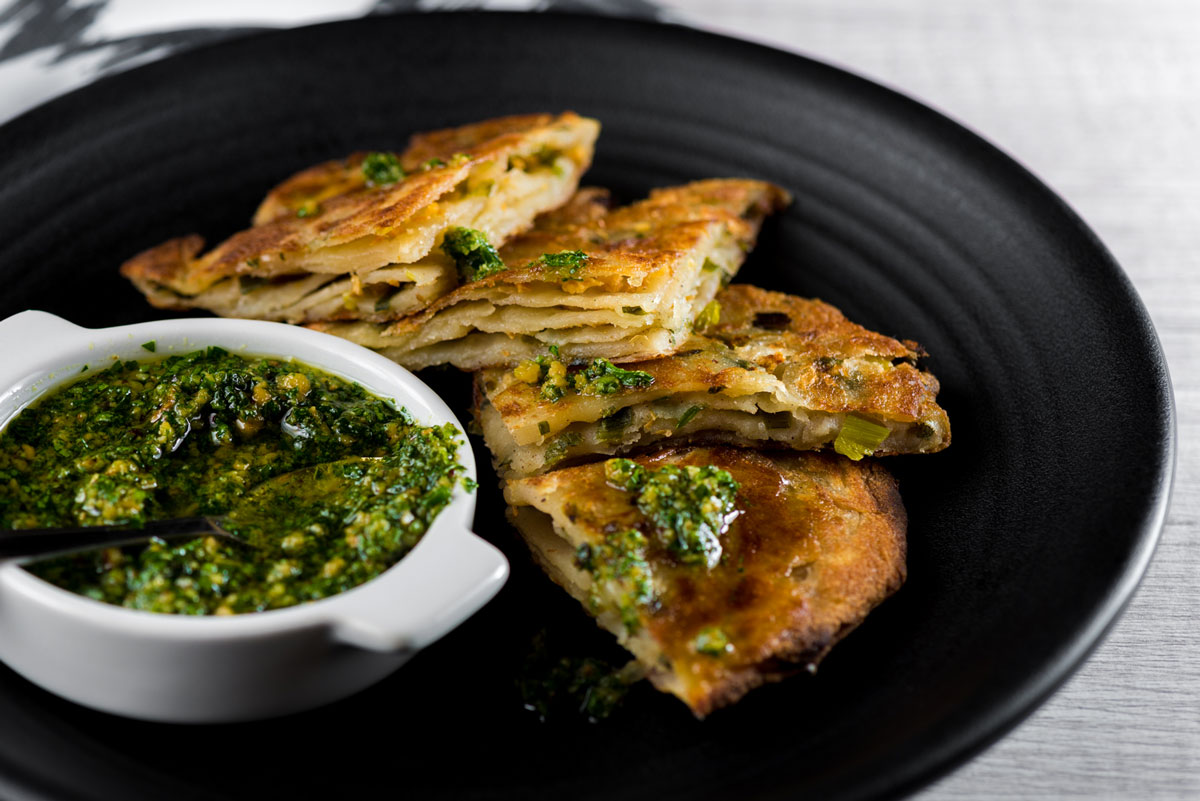 Ms Chi Scallion Pancakes