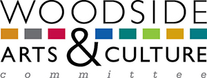 Town of Woodside Arts and Culture Committee Logo