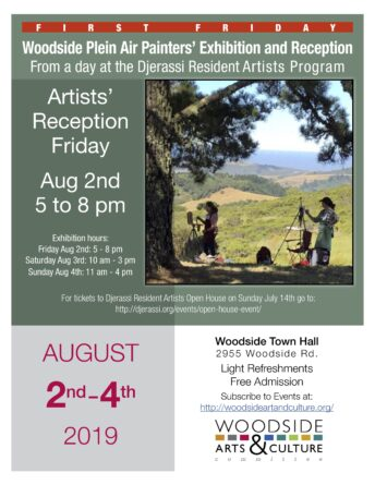 Woodside Plein Air Artists