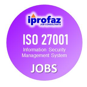 ISO 27001 Jobs in Bangalore