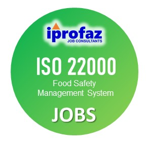 ISO 22000 Jobs in Bangalore Food Safety