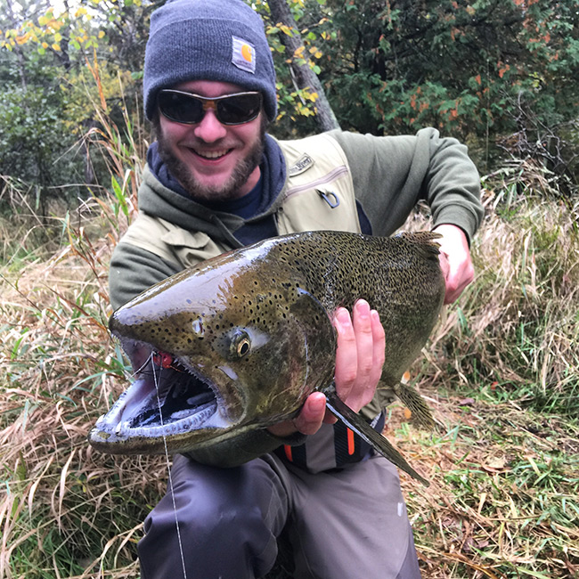 Vermilion River Fly Fishing Wildwood Anglers - Hunter Hayes