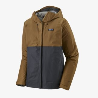 Patagonia TorrentShell Coriander Brown