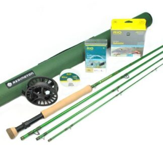 Redington Vice 890-4 Fly Rod Outfit