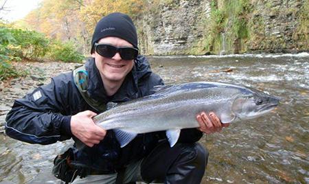 Gareth Thomas - Wildwood Anglers