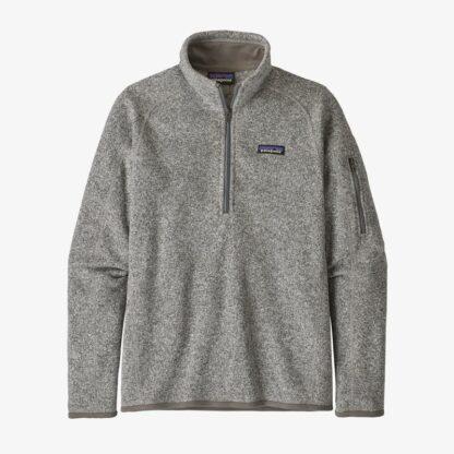 Patagonia Women's Better Sweater Quarter Zip