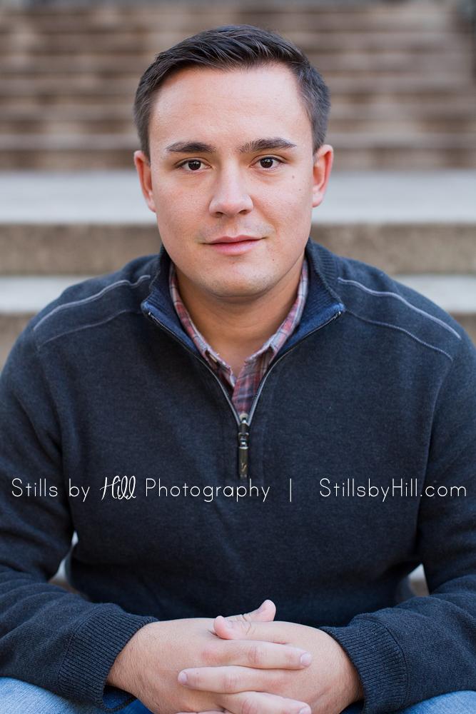 college graduate senior portraits