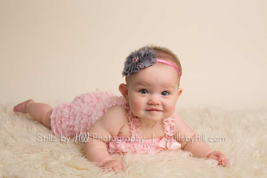 san diego baby photography 6 month old