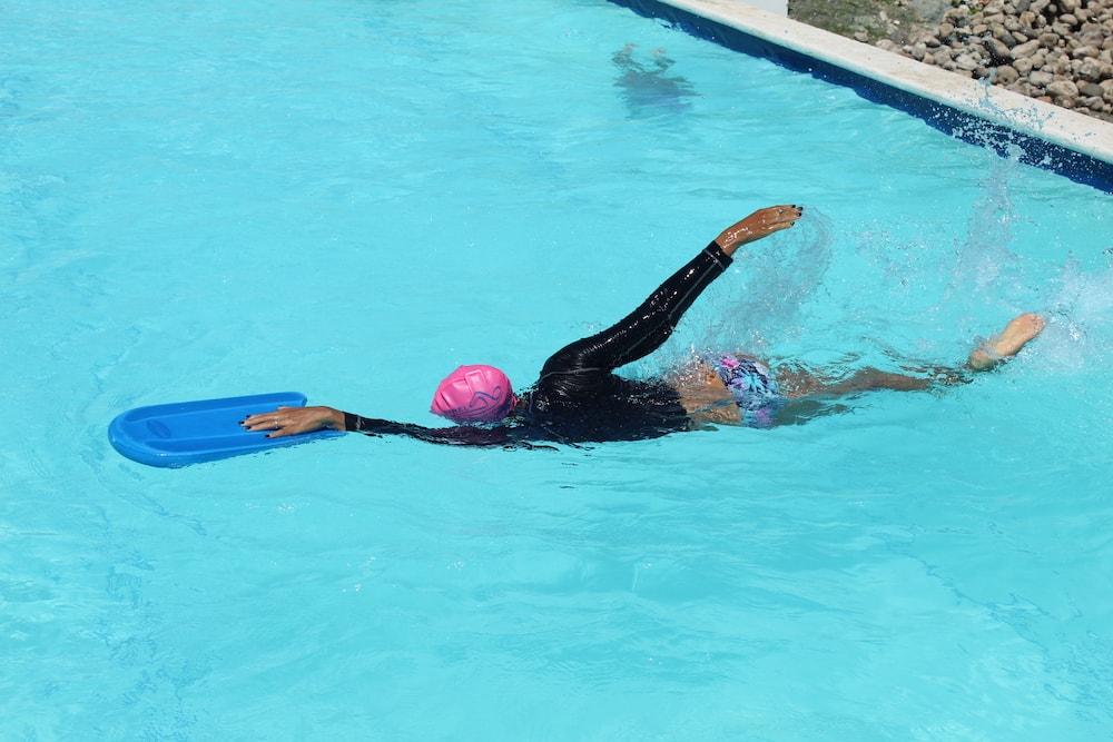 Parent & Toddler Aquatics Training Cabarete