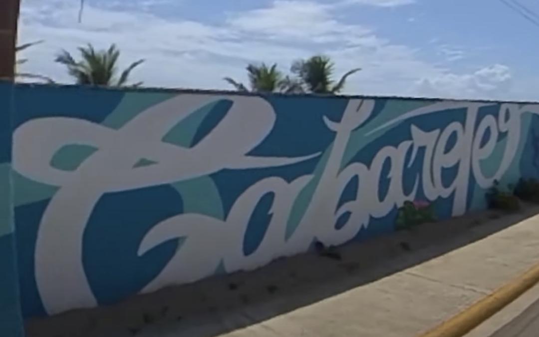 Video: Murals of Cabarete
