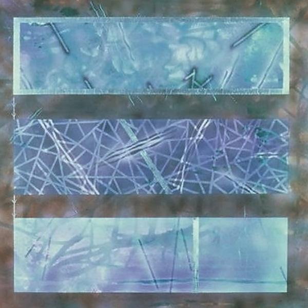 G013 Field Points 1 30x30 Acrylic, silver leaf 2,000