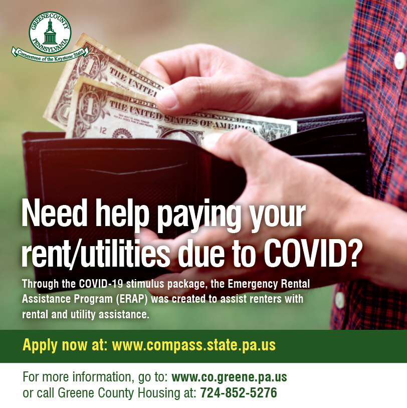 Need help paying your rent/utilities due to COVID image