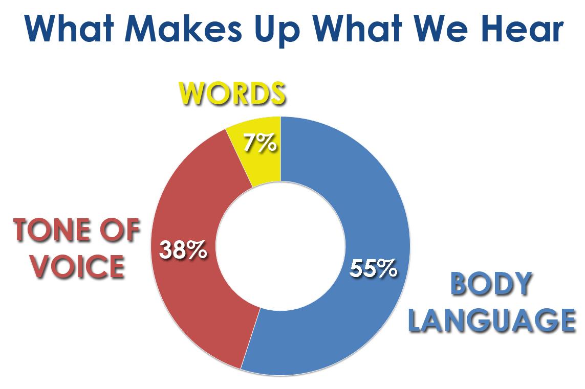 Communication Pie Chart