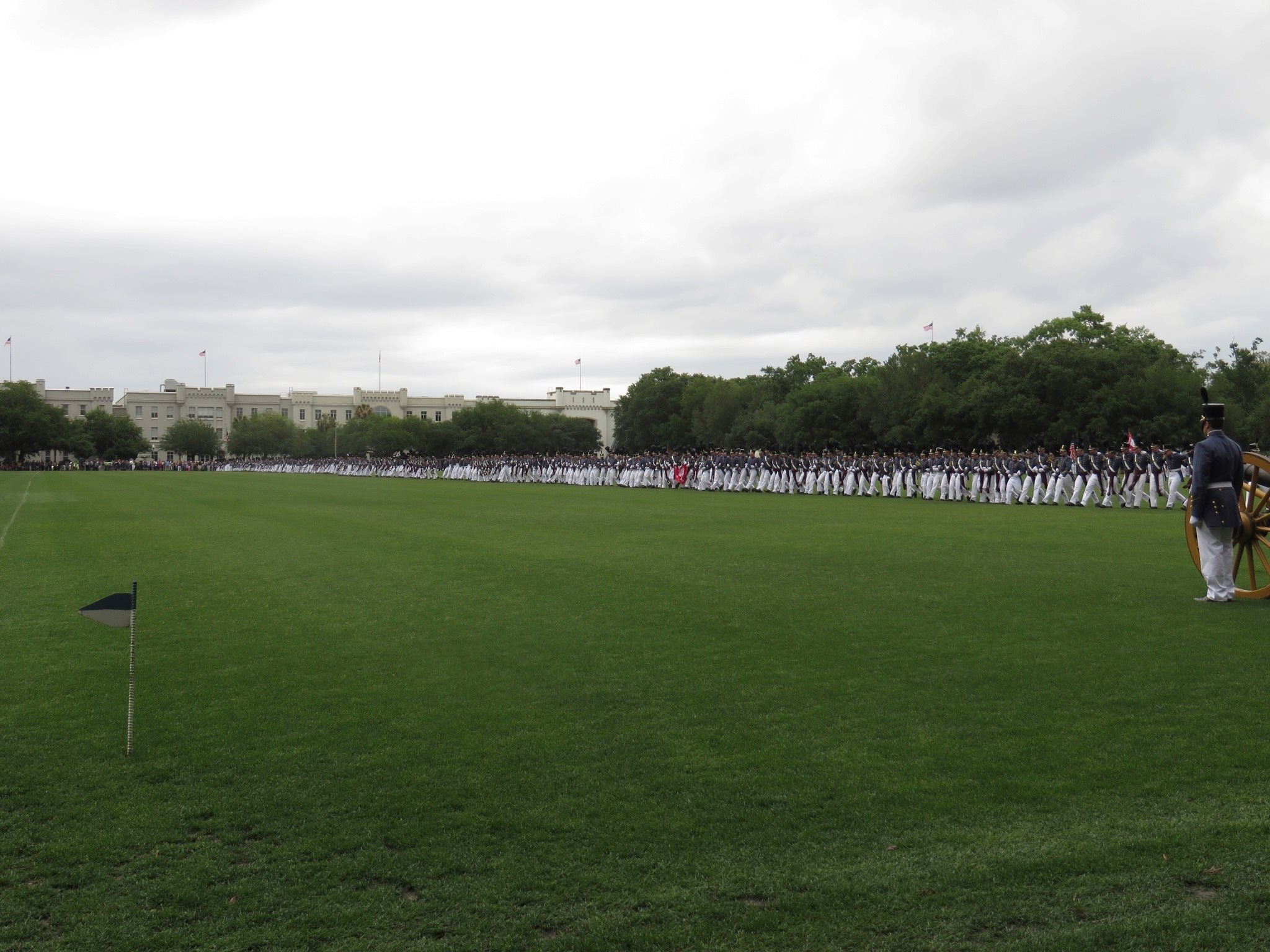 The Class of 2015  form the Long Gray Line
