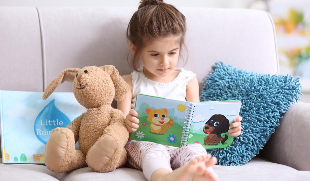 Every Child Needs A Stuffed Buddy