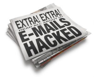 Hacked Email