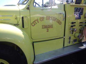 City of Bradford Fire Department